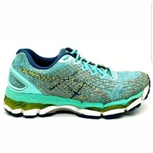 Womens Asics Gel Nimbus 17 Sneakers T5N5N Running